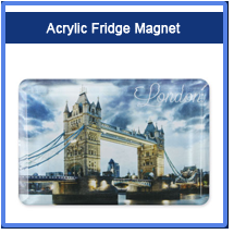 Acrylic Fridge Magnet